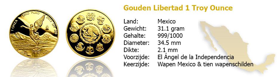 Golden Libertad 1 OZ