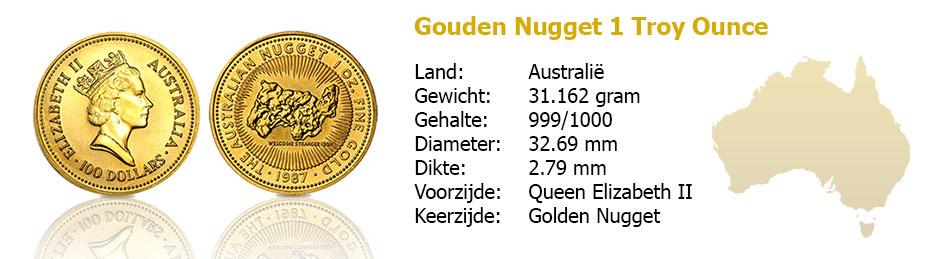 Golden Nugget 1 OZ