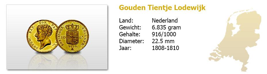 Gouden-Tientje-Lodewijk-1808-1810